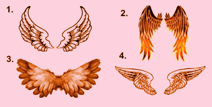 Alege o pereche de aripi de inger si afla ce arhanghel te ajuta in viata