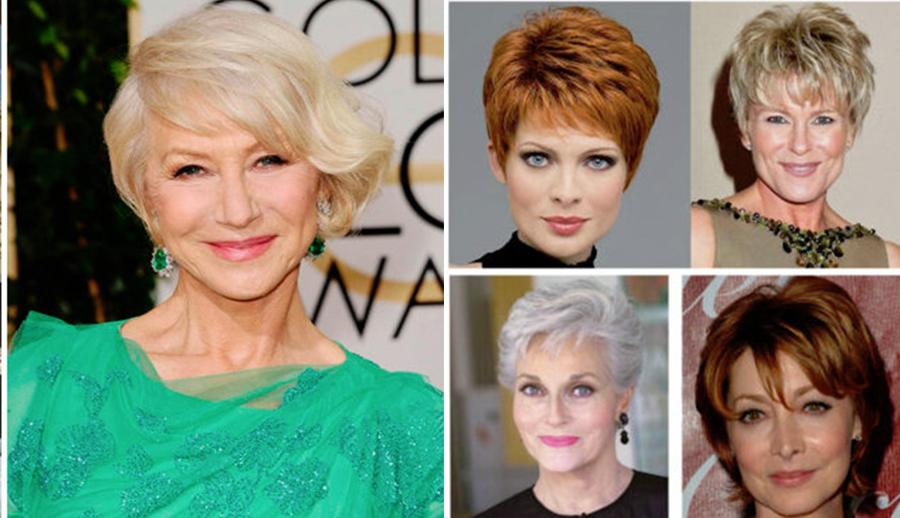 Tunsori La Moda Pentru Doamnele De Peste 50 De Ani O