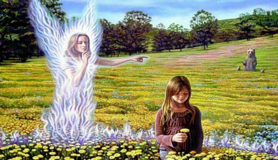 Nimeni nu vine în viața ta fără un motiv. 14 Semne că cineva pe care l-ai intalnit este Îngerul tău Păzitor