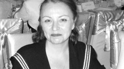 Dupa Cristina Topescu, alta jurnalista...