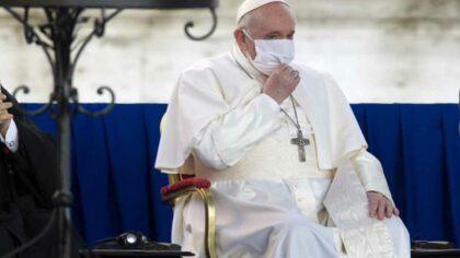 Moment istoric. Papa Francisc, declaratie...