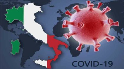 Record de infectari in Italia