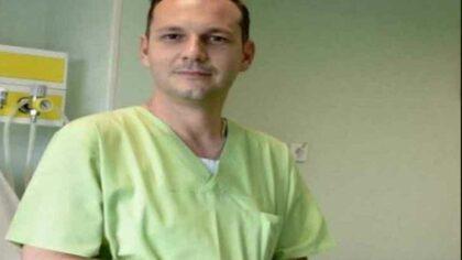 Radu Tincu, cunoscut medic roman,...