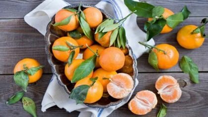 Coaja de mandarina: probleme care...