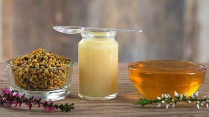 3 produse apicole si beneficiile...