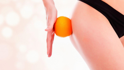 Celulita si coaja de portocala...