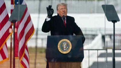 Donald Trump anunta ca nu...