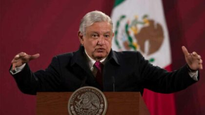 Presedintele mexican, depistat cu COVID