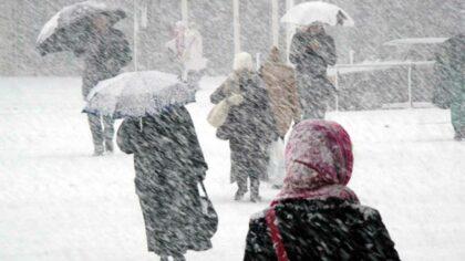 Vin ninsorile in Romania! Anuntul...