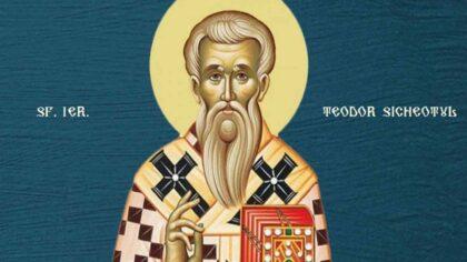 Calendar ortodox 22 aprilie 2021....