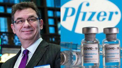 Directorul Pfizer a facut un...