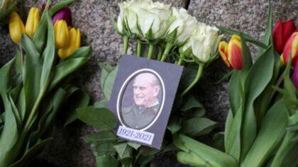 Printul Philip va fi inmormantat...