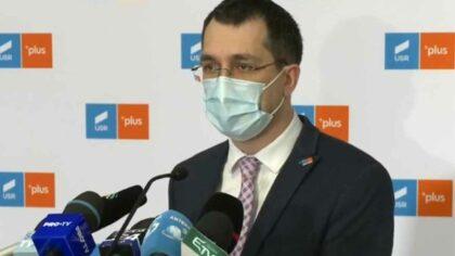 Vlad Voiculescu, prima declaratie dupa...