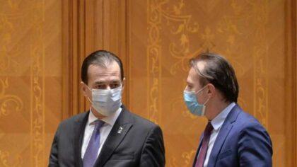Ludovic Orban, prima declaratie dupa...