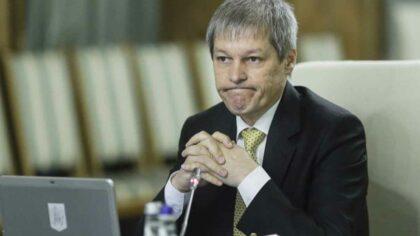 Ministrii cabinetului Ciolos cad pe...