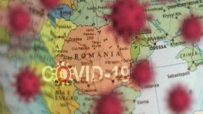 Numarul deceselor inregistrate in Romania...